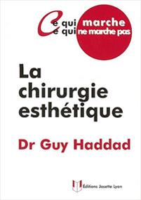 livre-la-chirurgie-esthetique-guy-haddad